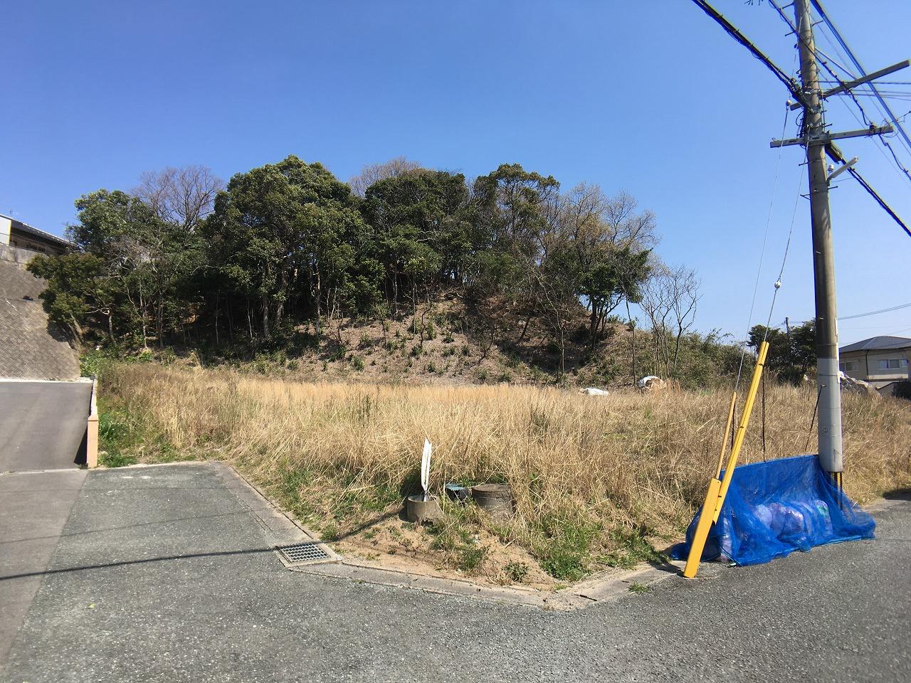 岡垣町旭台土地(B号地)
