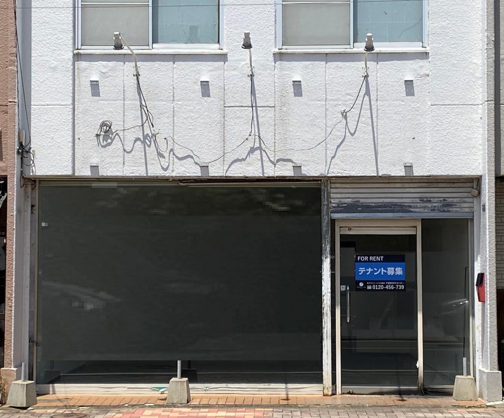 相生町住居付貸店舗(旧リラクゼーションらら)